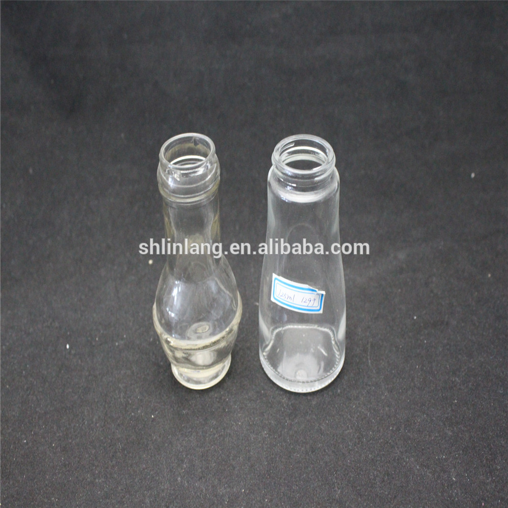 Linlang hot welcomed glass products,empty glass spice jar