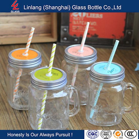 Linlang hot sale glass products 5oz mason jar
