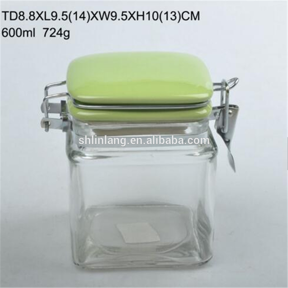 Linlang new design glass containers