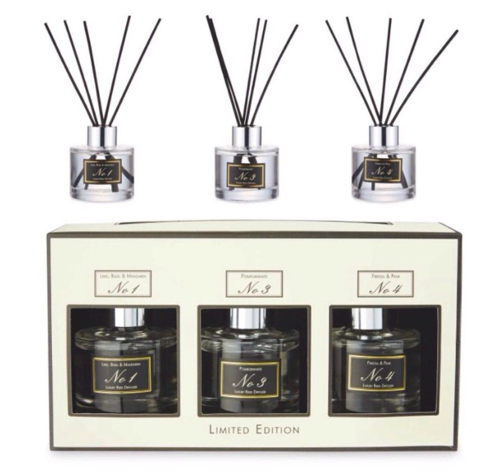 Room Spray Gift Set Limited Edition Fragrance Aldi Luxury Fragrance Reed Diffuser