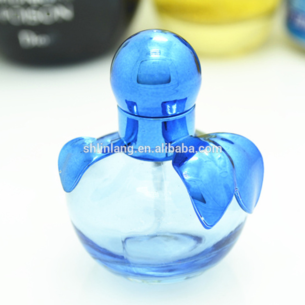 shanghai linlang alibaba best sellers High Quality Packaging Low Price element perfume bottle for personal care products