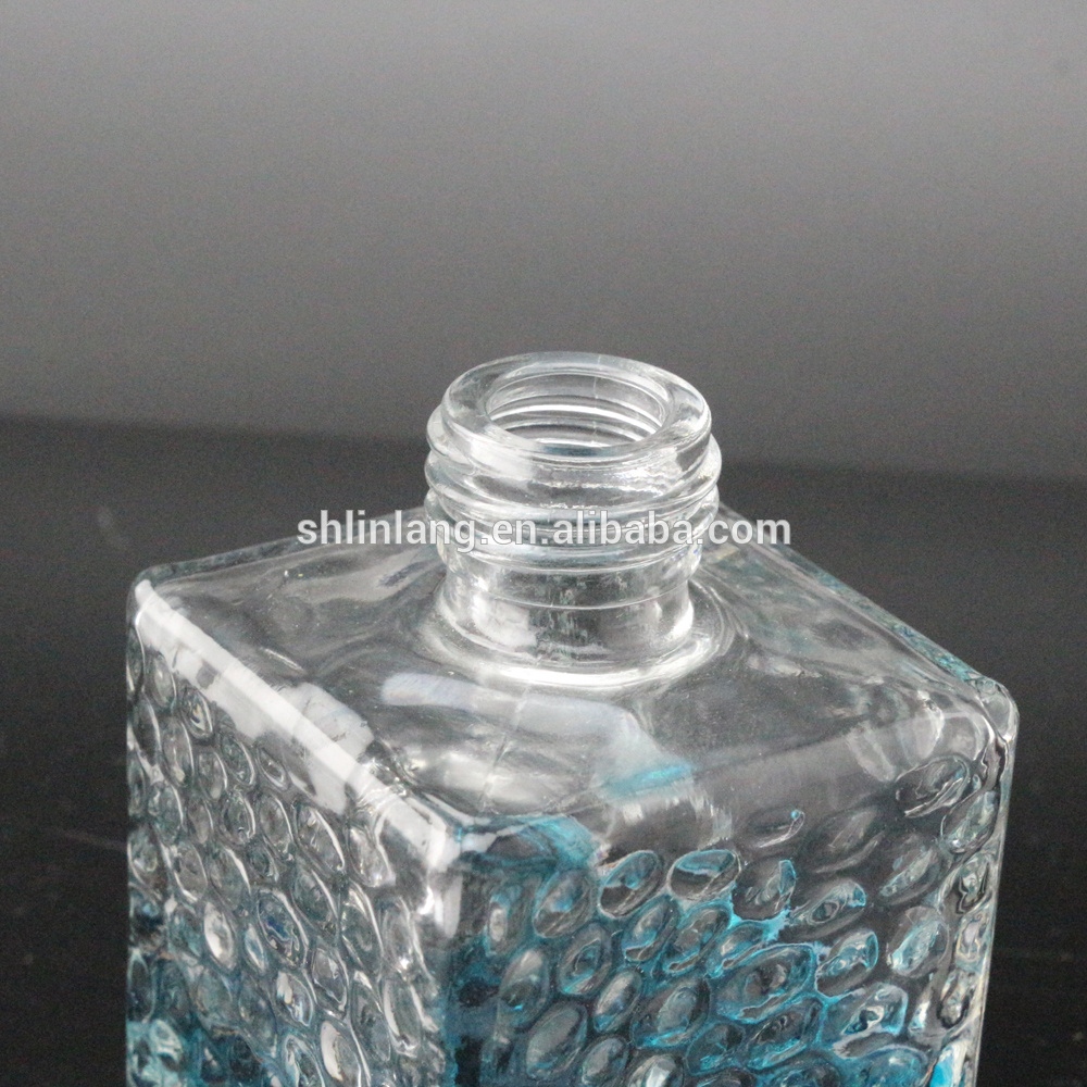 shanghai linlang air freshener glass reed diffuser bottles wholesale for furnitures house