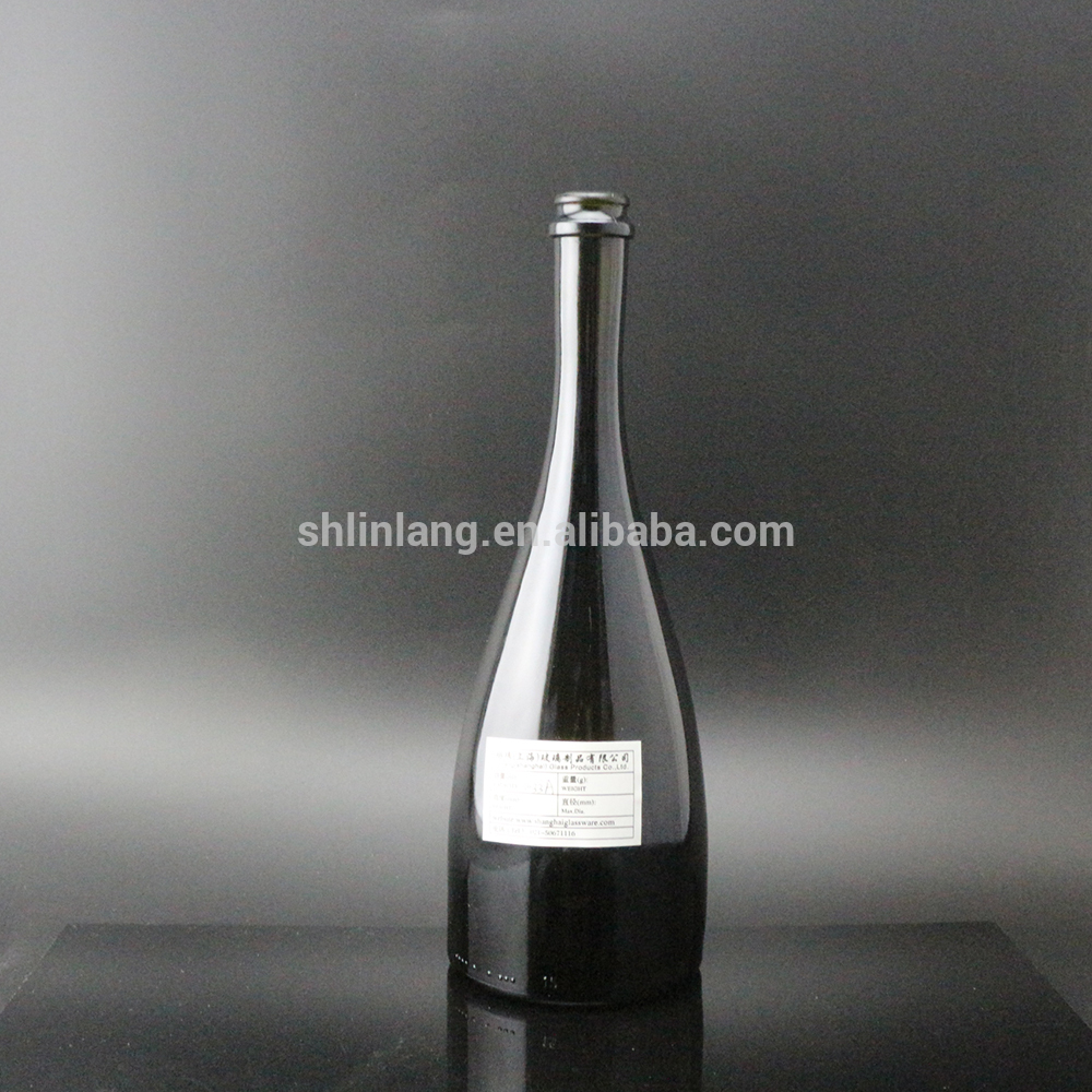 Shanghai Linlang Wholesale vintage champagne bottle factory price