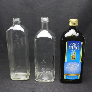 Olive Oil Container And Packaging Bottle Empty Glass Bottle