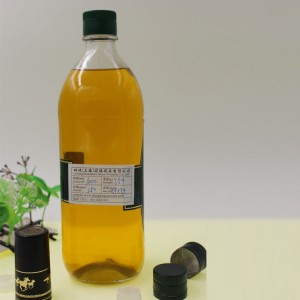 Olive Transparent 500ml 1000ml Oil Glass Bottle Container