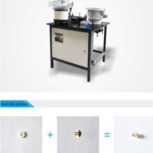 Washer assembly machine