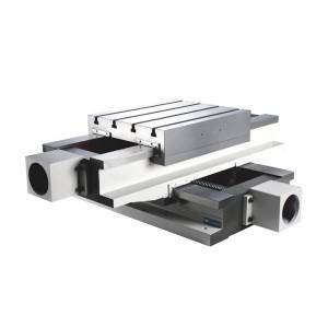 Pneumatic Sliding Table