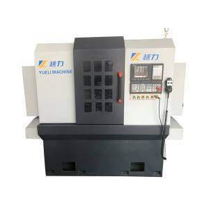 ZSK4950×4 Horizontal four spindle drilling tapping milling compound machine