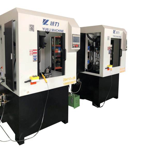 ZSK4112×2R Vertical two spindle transfer drilling and tapping compound machine Featured Image