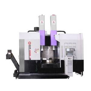 China Wholesale Cnc Vertical Turning Lathe