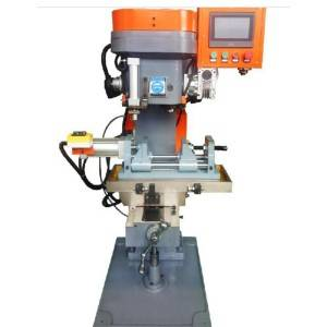 Dual Spindle Servo Control Drilling Tapping Machine(Pneumatic Tapping)