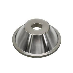 Diamond grinding wheel/bowl type grinding wheel
