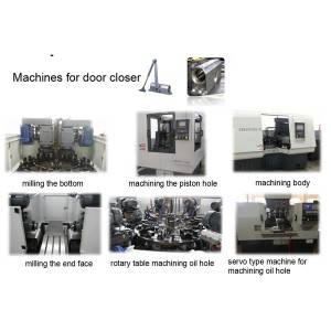 Door Closer Production Equipment Solution