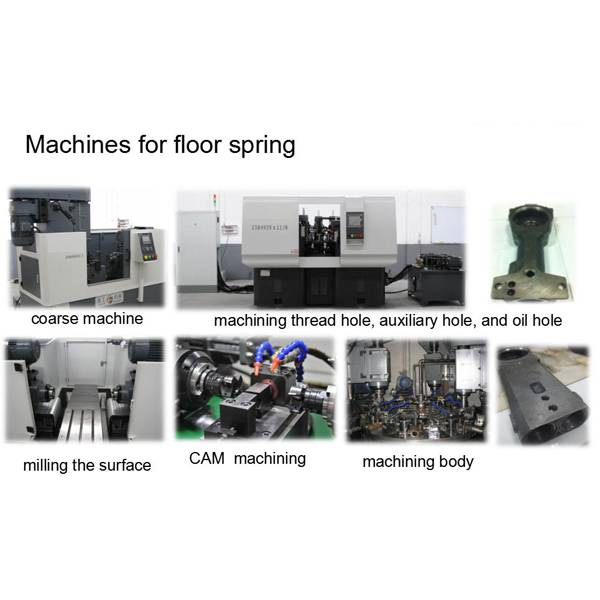 Floor Spring Production Line Featured Image