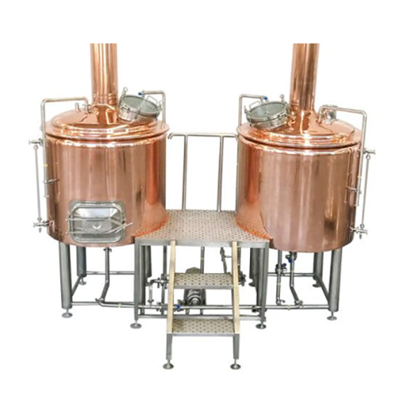 Discount wholesale Stainless Steel Brewing House -
