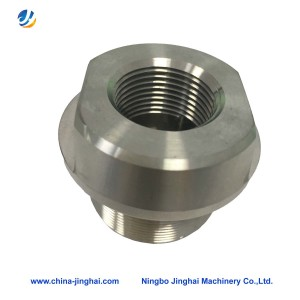 PriceList for Brass Milling Part - Milling steel parts – Jinghai