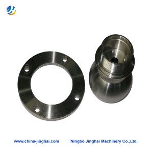 Chinese Professional Cnc Stainless Steel Grinding Parts - Cnc turning stainless steel part – Jinghai