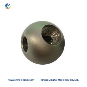 Bottom price Aluminum Grinding Part - Cnc turning steel part – Jinghai
