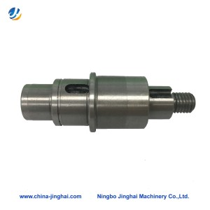 China Manufacturer for Cnc Milling Machine Parts - Cnc turning steel part – Jinghai
