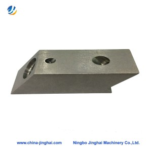 Quality Inspection for Aluminium Cnc Turned Parts - Milling steel parts – Jinghai