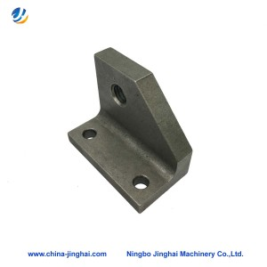 Ordinary Discount Auto Body Parts - Milling steel parts – Jinghai