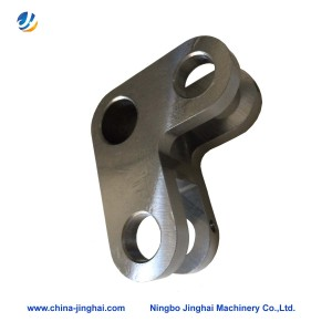 Milling steel parts