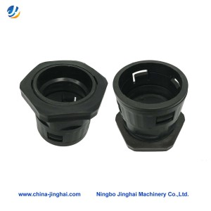 High Precision CNC plastic machining part