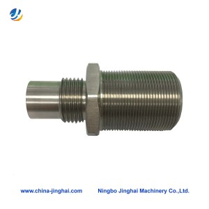 Bottom price Aluminum Grinding Part -  Cnc turning stainless steel part – Jinghai