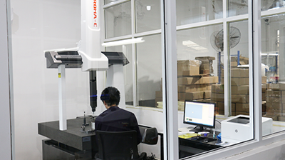 On 12th March 2019, Ningbo Jinghai has increased the equipment of Coordinate Measuring Machine (CMM).