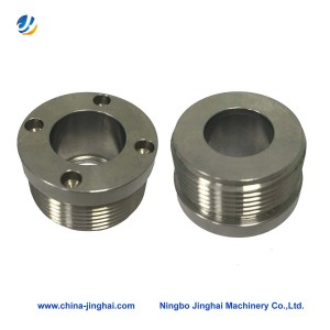 New Fashion Design for Precision Aluminum Cnc Machining Parts - Cnc turning stainless steel part – Jinghai