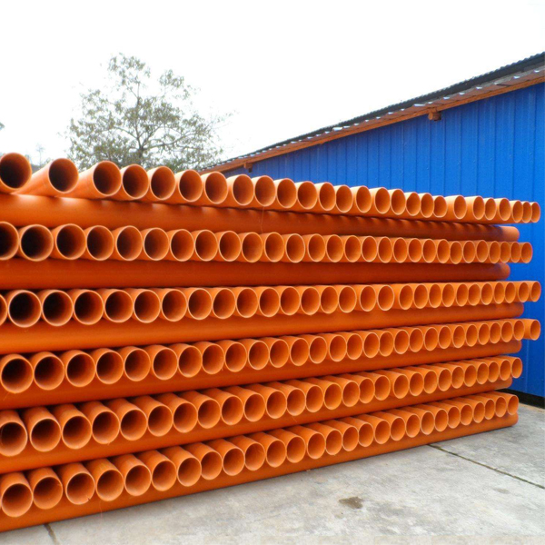 PVC-C power cable pipe Featured Image