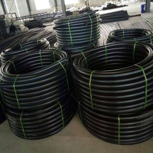 HDPE power cable protection pipe