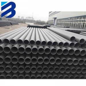 PVC-U pipe for water supply