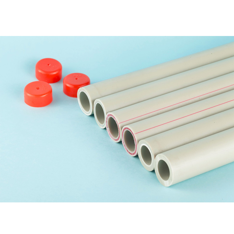 Pp-R pipe for cold and hot water supply factory and