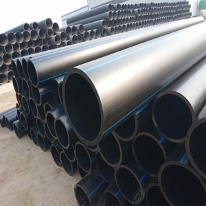 HDPE pipe for water supply or drain
