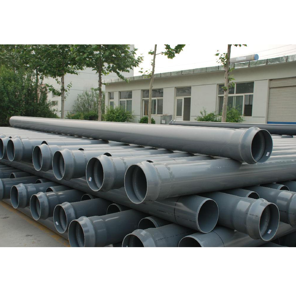 PVC-U pipe for water supply Featured Image