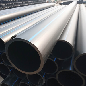 What is the material of PE pipe?