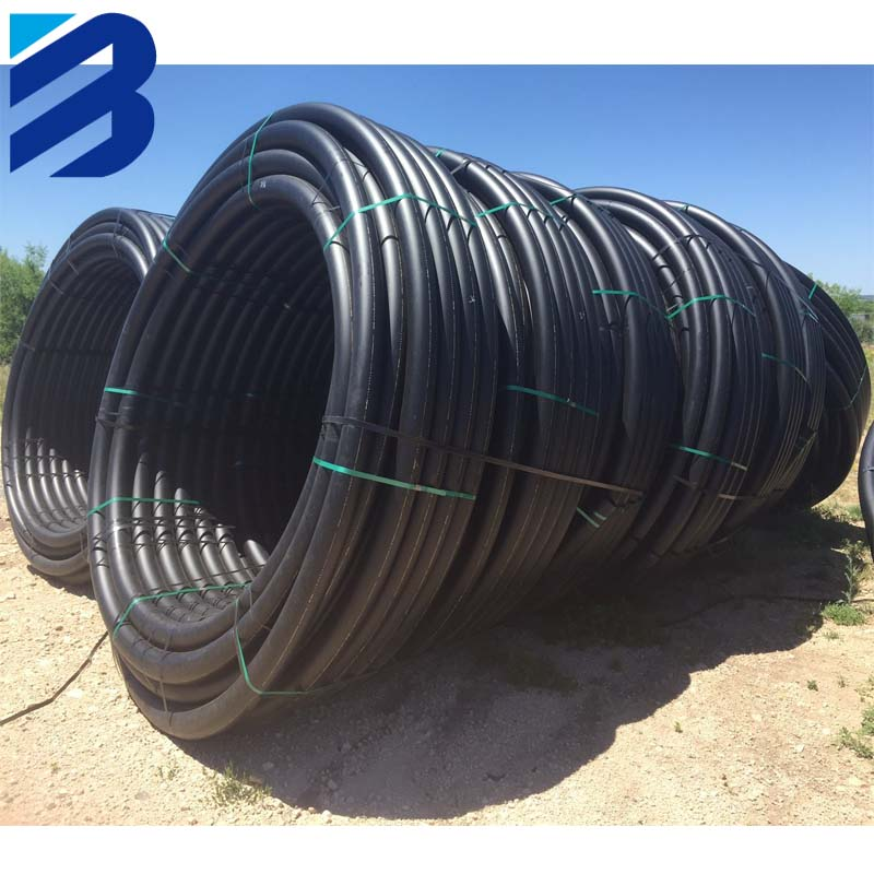 HDPE pipe for water supply or drainage factory and suppliers