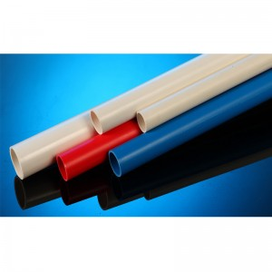 PVC-U electric conduit pipe