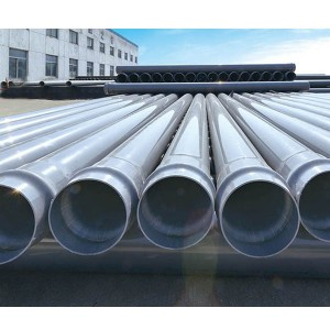 PVC-M high-impact pipe for water supply