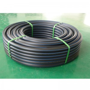 HDPE power cable production pipe