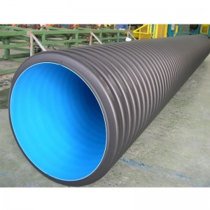 HDPE double-wall bellows