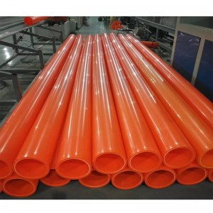 MPP power cable protection pipe