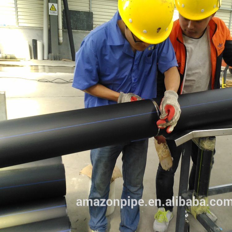 1500mm hdpe corrugated drainage pipe factory and suppliers