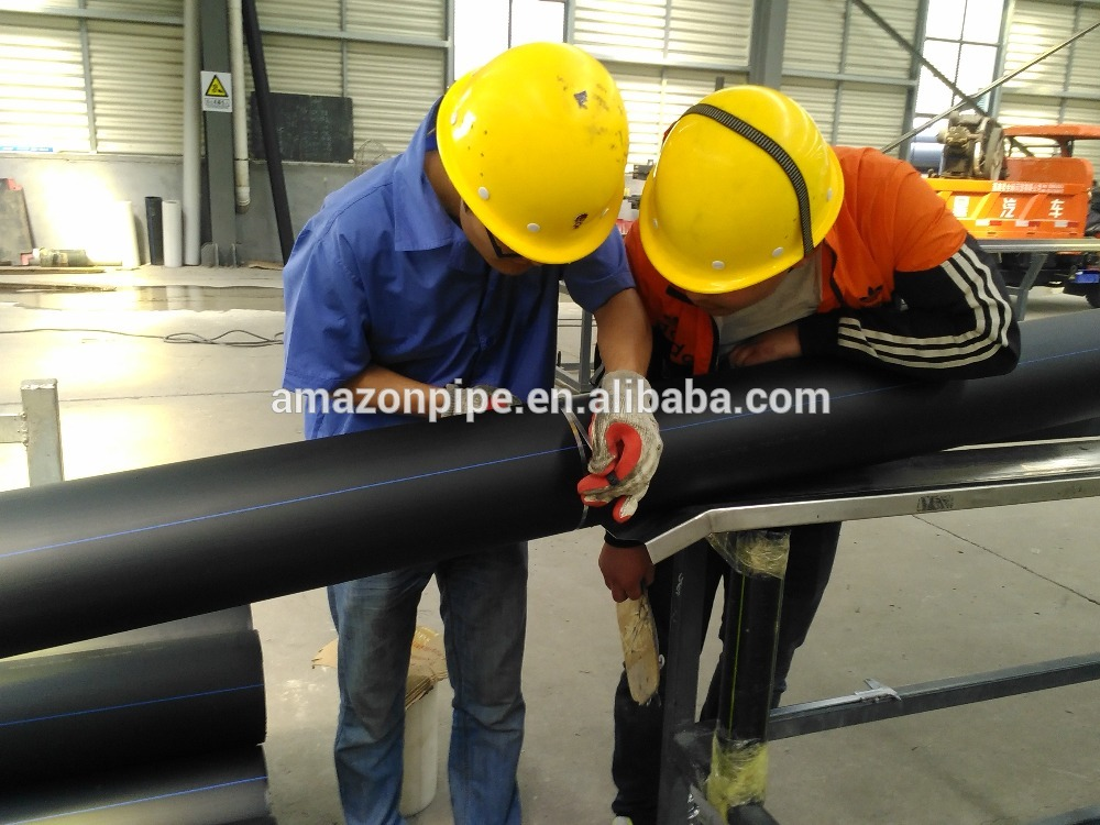 Factory Price Hdpe Pipe For Gas Supply -