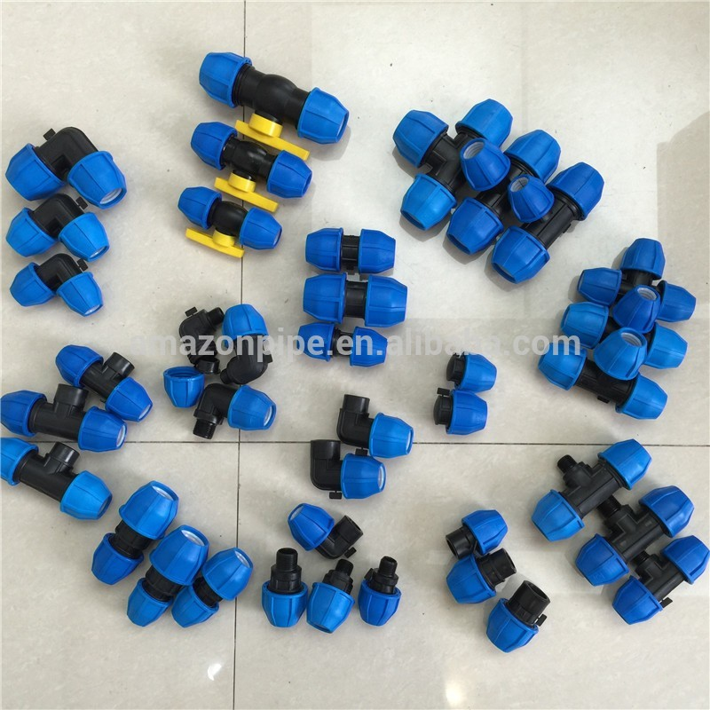 Good Quality Pe100 Pn10 160mm Hdpe Pipe - Plastic pipe