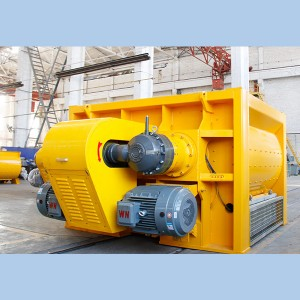 Wholesale Dealers of Twin-Shaft Mixer Asphalt Plant – JS-series concrete mixer – Shendi