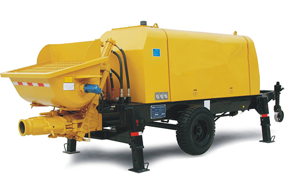 Concrete pump ekipo maintenance