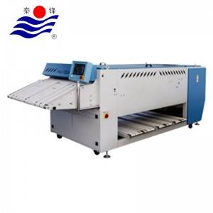 China wholesale Towel Folding Machine - towel folding machine – Taifeng