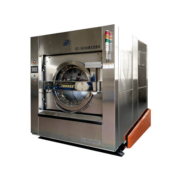 automatic tilting washer extractor
